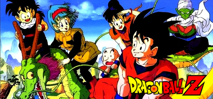 Serie Bola de dragón Z Toei Animation 1989