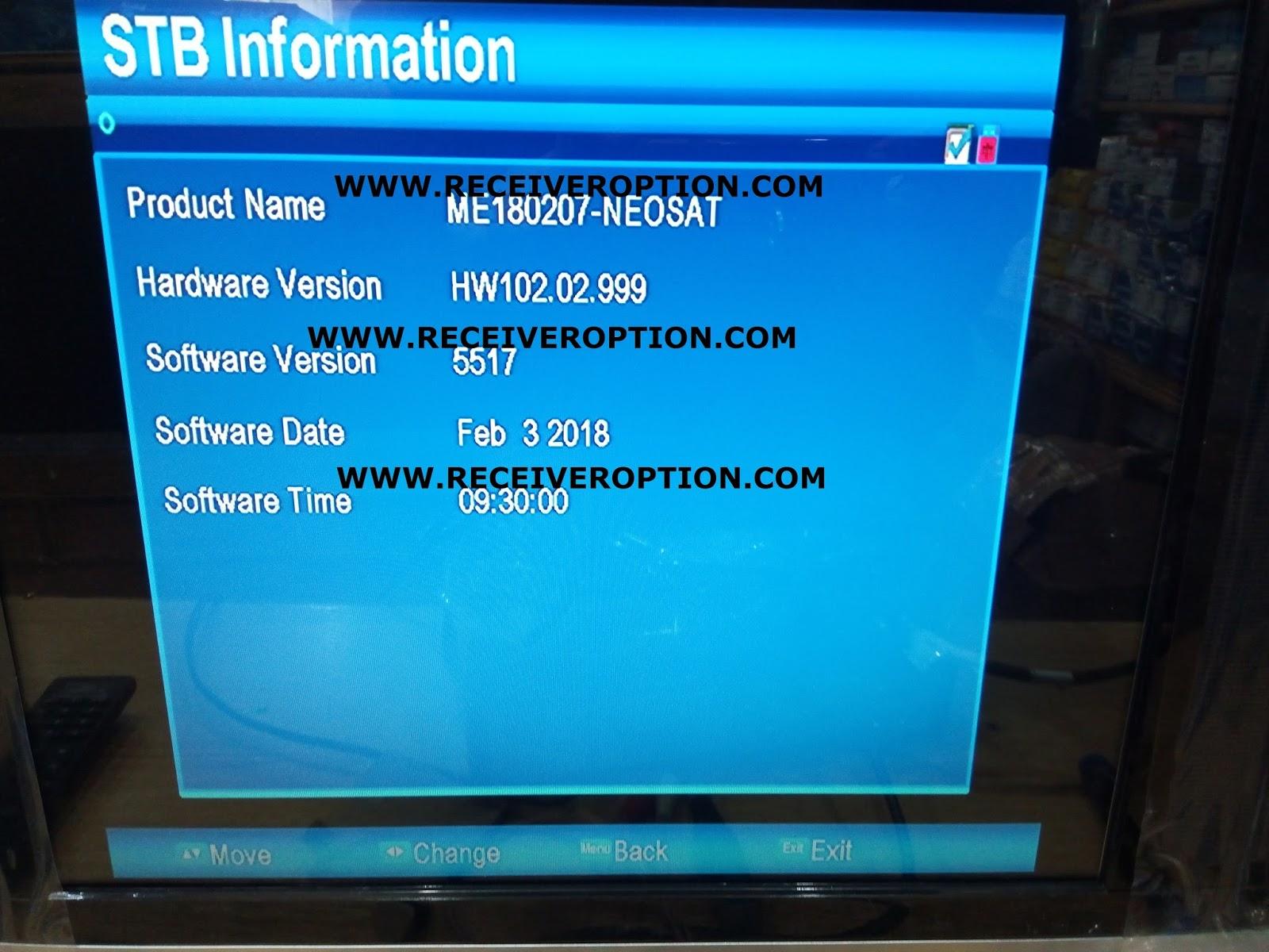 OLD NEOSAT 6000 BOOM HD RECEIVER AUTO ROLL POWERVU KEY NEW