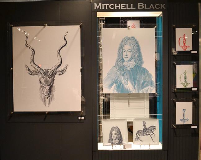 Mitchell Black - Stylish wall art