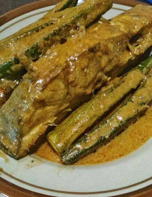 Resepi Ikan Talang Masak Kari Yang Sedap