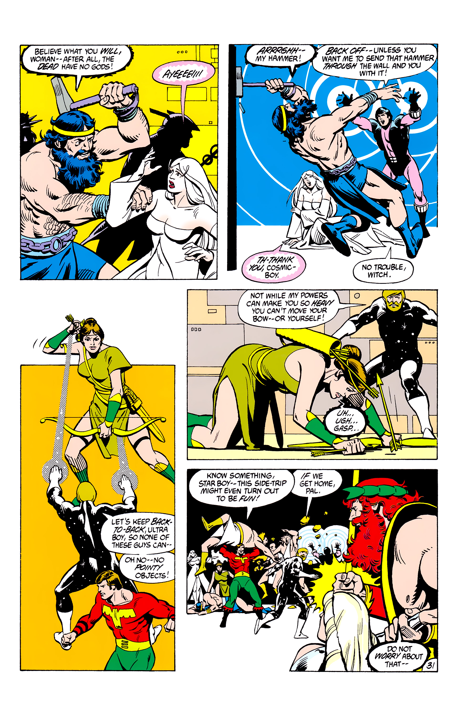 Legion of Super-Heroes (1980) _Annual_2 Page 31