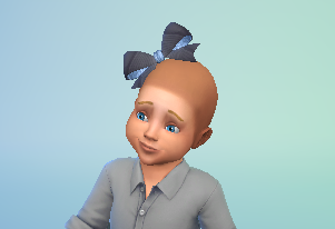 Solved}Need help with head band toddler {Bow} | Sims 4 Studio