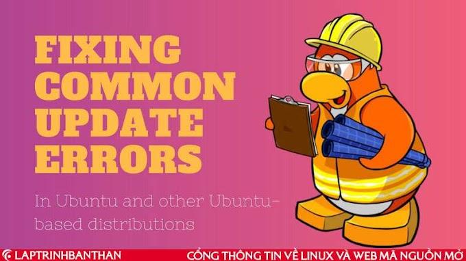 Sửa lỗi 'add-apt-repository command not found' trên Ubuntu và Debian