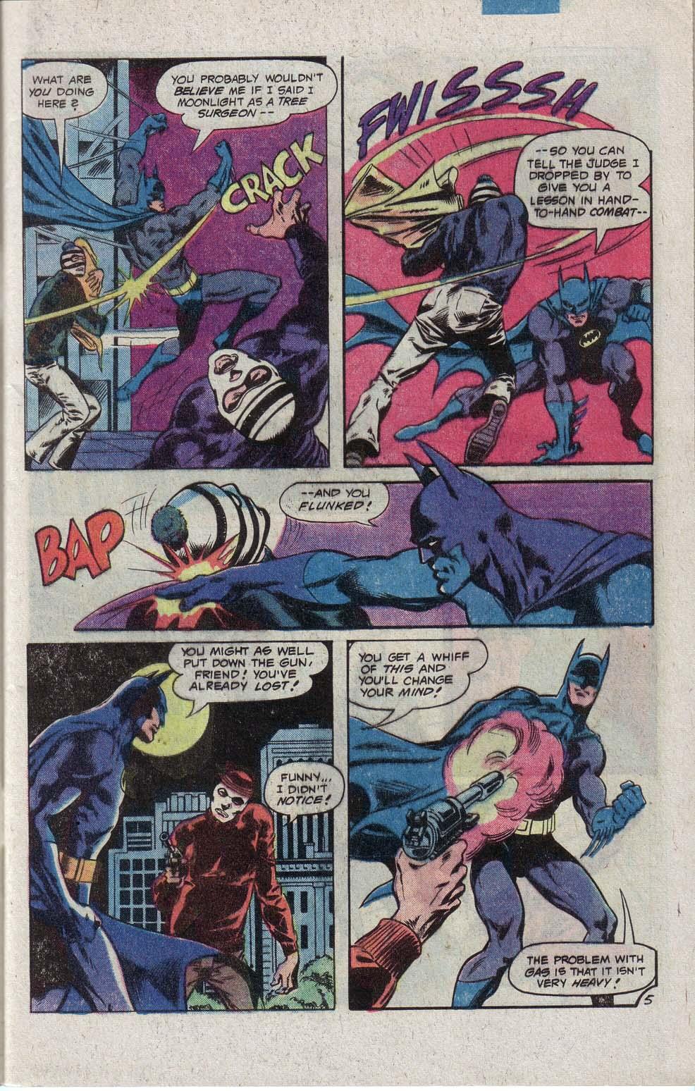 Detective Comics (1937) 491 Page 5