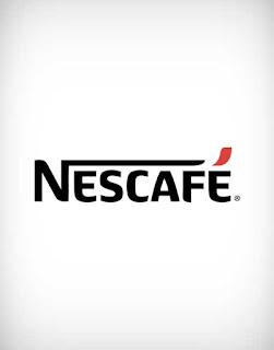 nescafe vector logo, nescafe logo, nescafe, nescafe ad, nescafe classic, nescafe coffee,