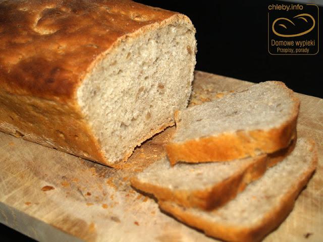 Chleb tostowy dla leniwych