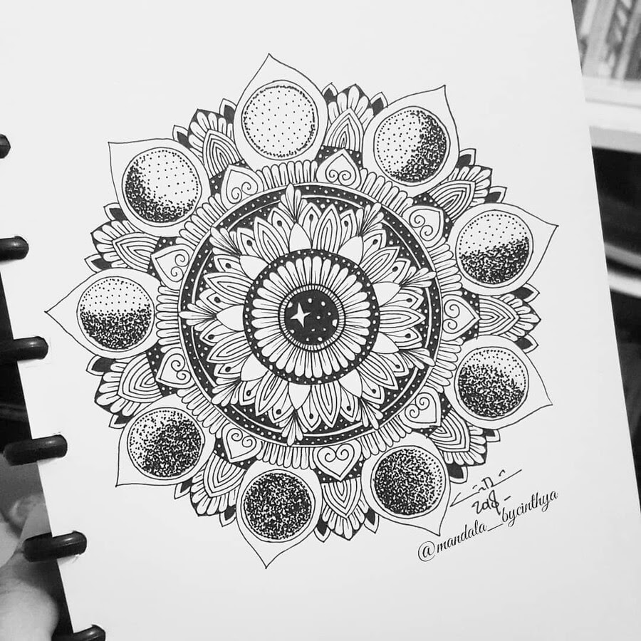 07-Lunar-Cycle-Bycinthya-Mandala-Designs-www-designstack-co