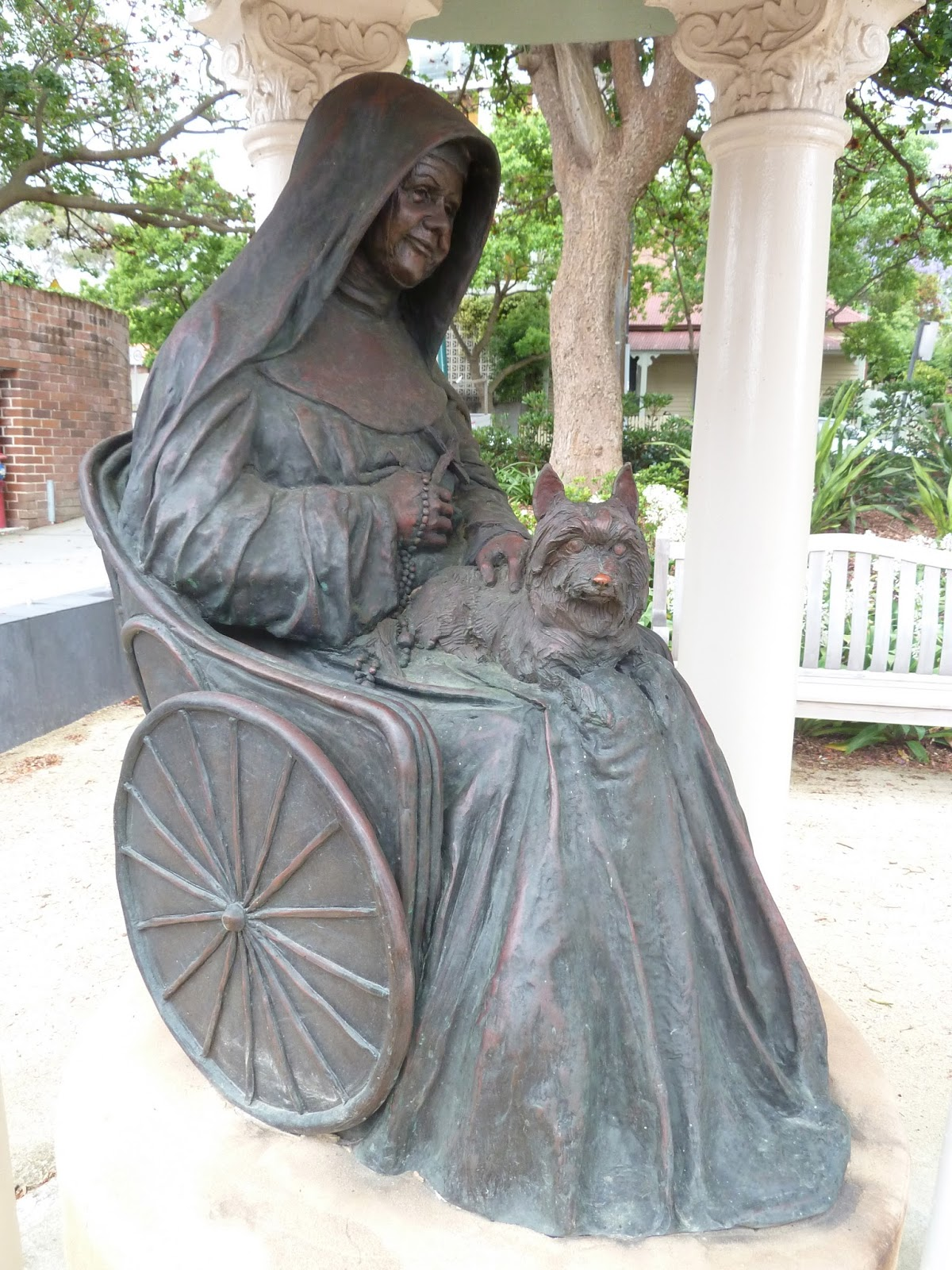 In The Footsteps Of St Mary Of The Cross Mackillop