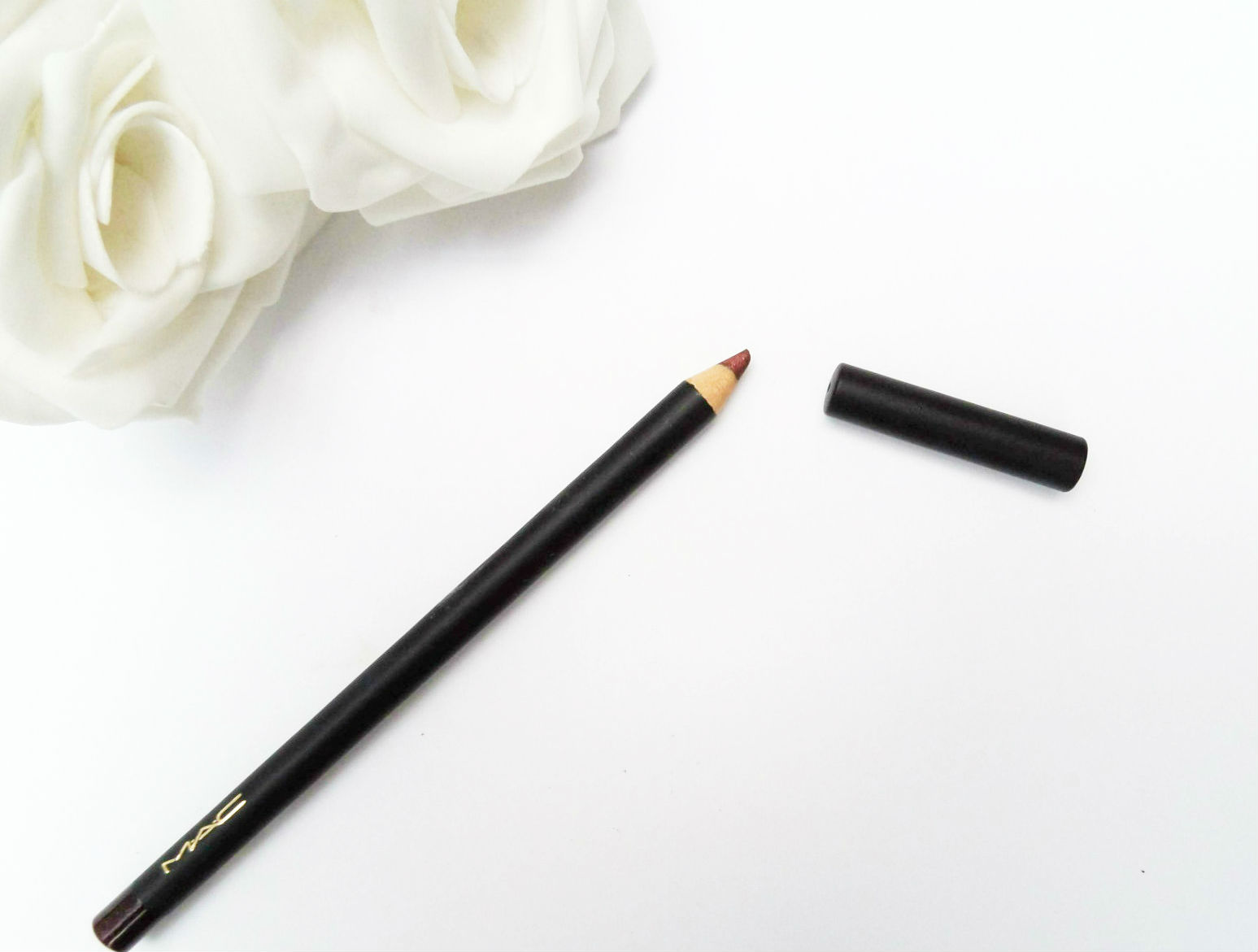 MAC Kohl Power Eye Pencil in Raven Review