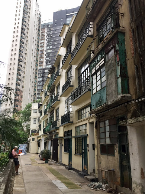 Wing Lee Street, Hong Kong