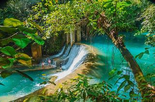 Kawasan Falls: Upper Falls