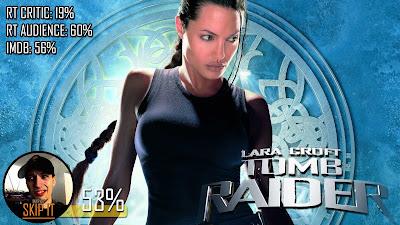 Lara Croft: Tomb Raider (2001) ရုပ္သံ/အၾကည္