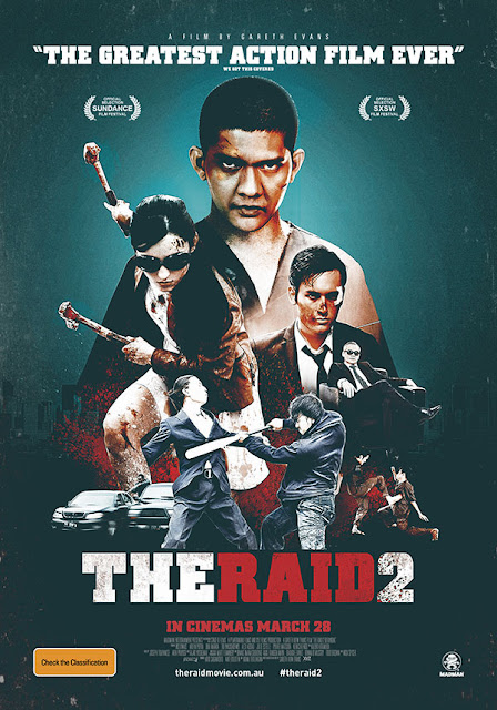 Sinopsis The Raid 2: Berandal (2014) - Film Indonesia
