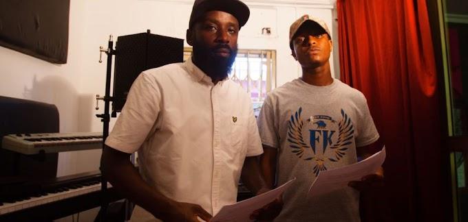 Photos: FK Records embraces Afrobeat singer Kelvyn