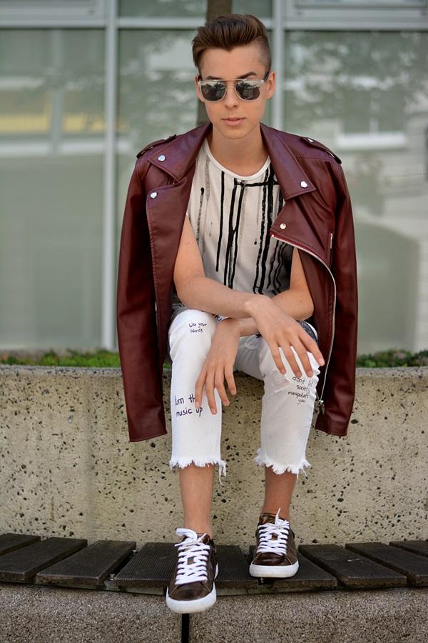 das Outfit im überblick