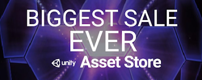 Two Assets on Sale in the Asset Store!
