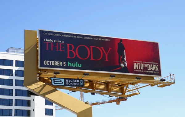 Into the Dark The Body billboard