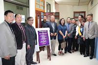 CHEMO-TREATMENT ROOM, CHRISTIAN HOSPITAL SERKAWN UD&PA MINISTER-IN
