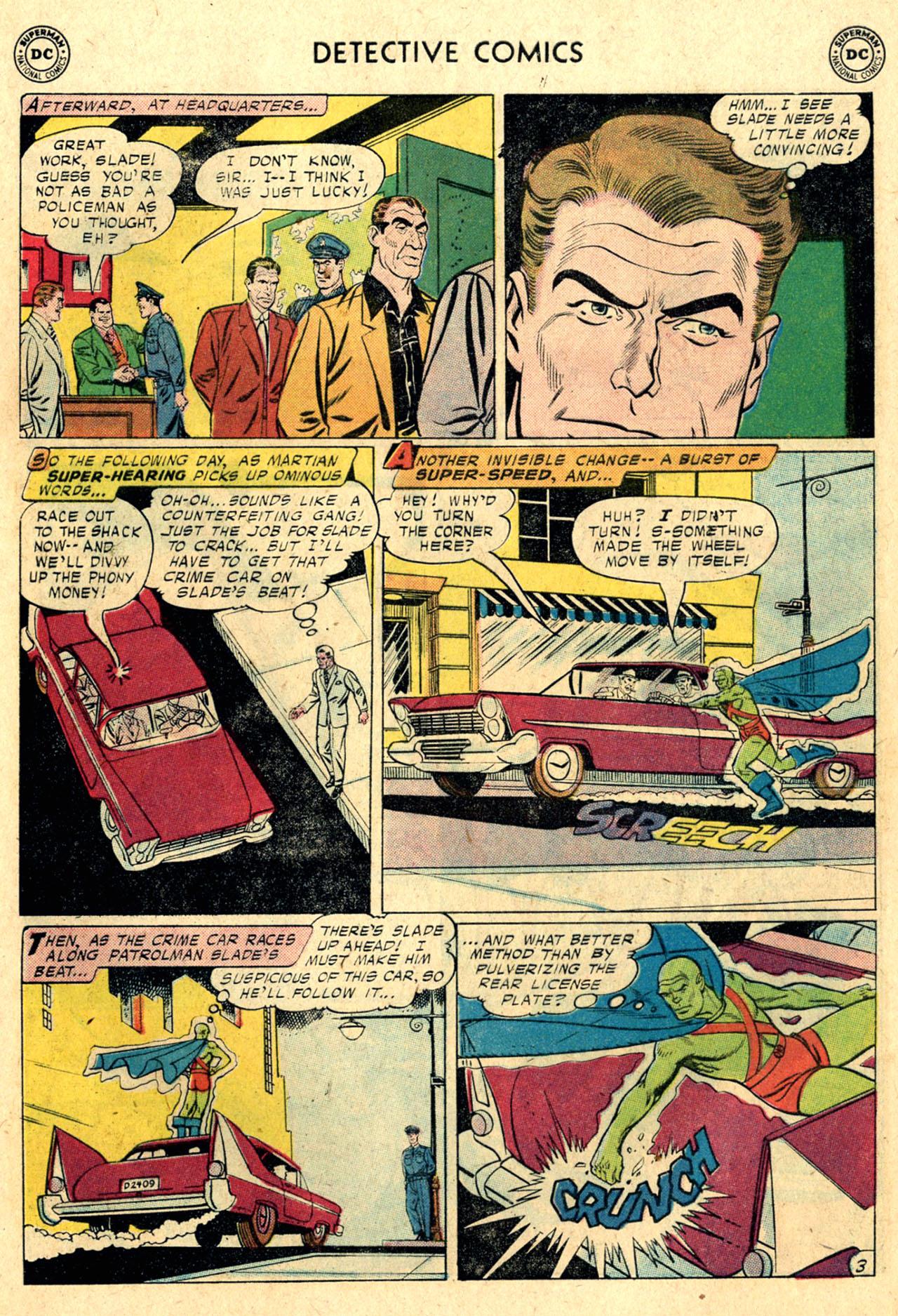 Read online Detective Comics (1937) comic -  Issue #260 - 29