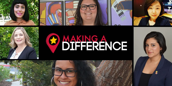 Making a difference in the College of Education