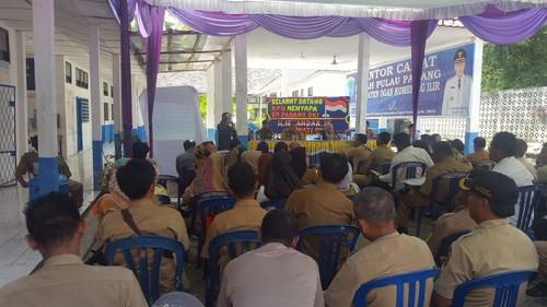 Kades se- SP Padang Minta Capil Lakukan Perekaman Kedesa - Desa