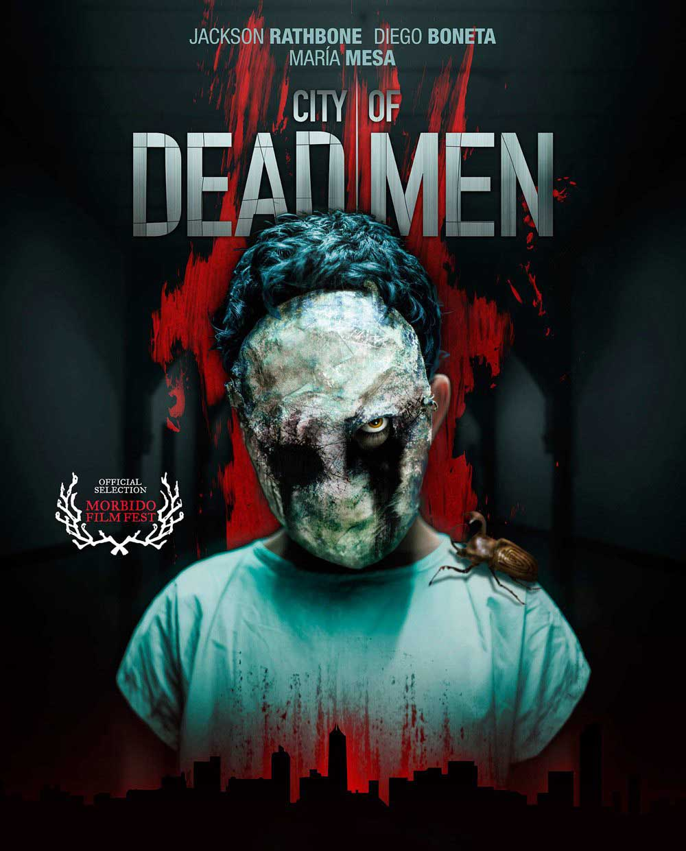 City of Dead Men Torrent – WEB-DL 720p Legendado (2016)