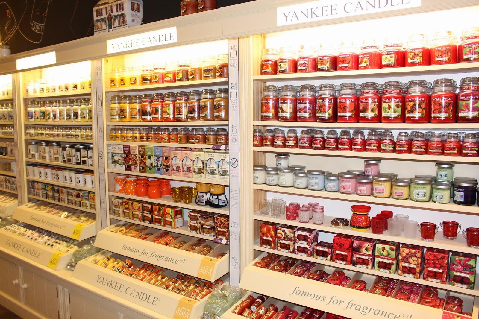 Yankee Candle Amsterdam.Sharmaine Sarina Yankee Plaza De Yankee Candle Winkel In