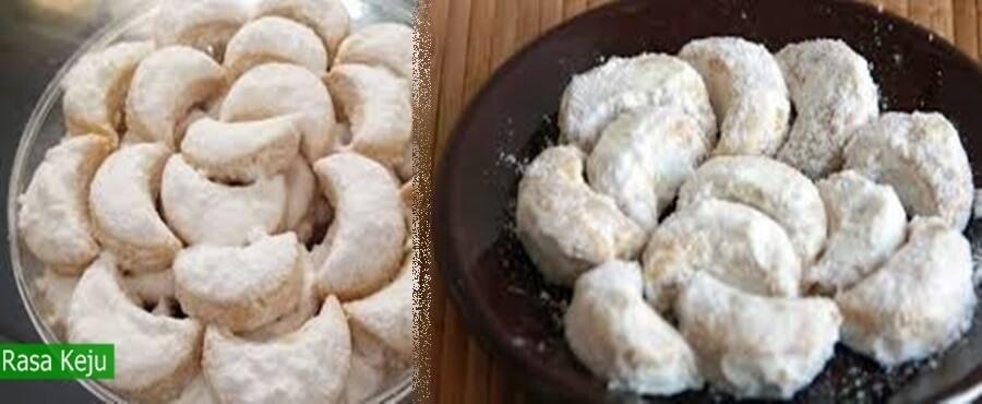 Resep Membuat Kue Putri Salju Yang Enak Dan Lumer Di Mulut