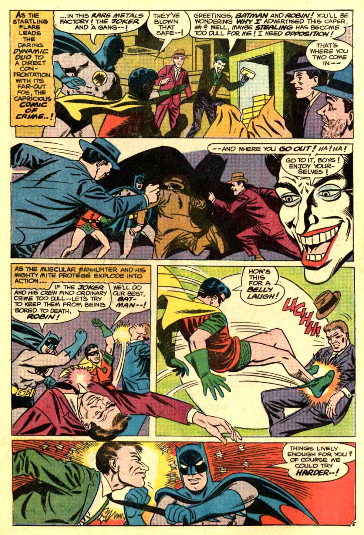 Detective Comics (1937) 365 Page 7