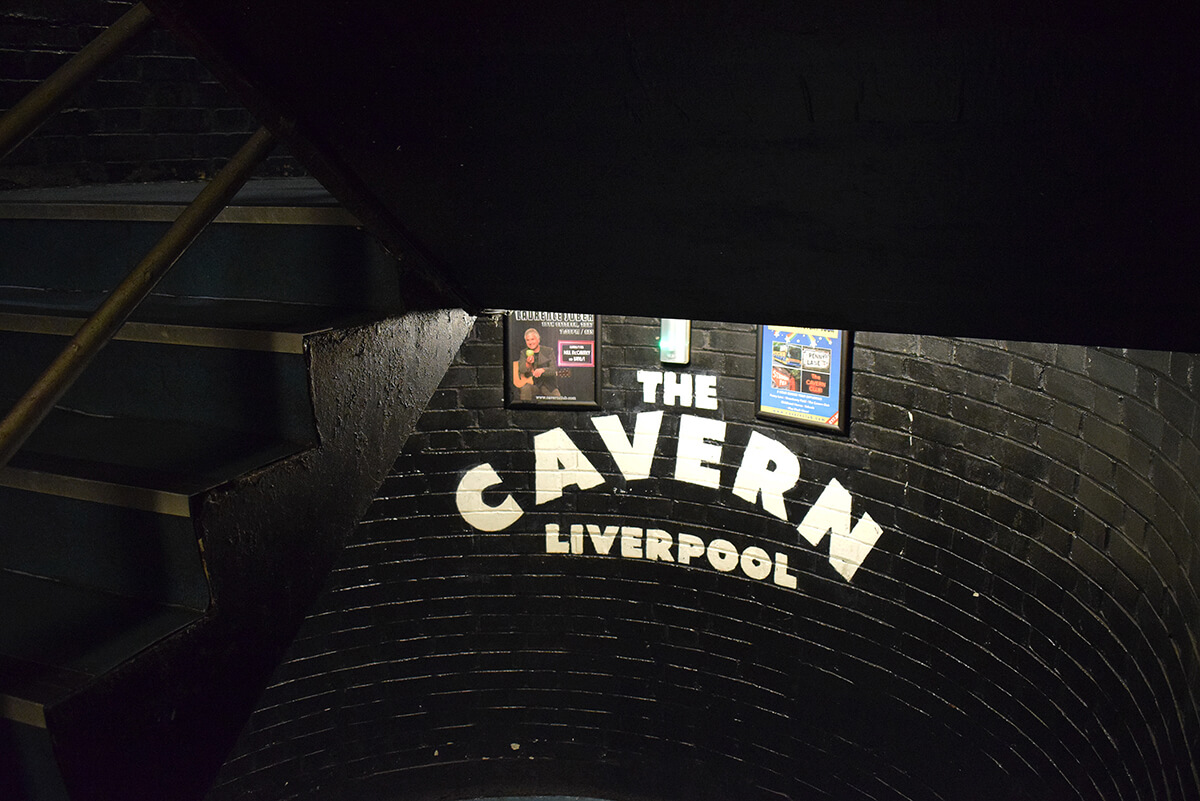 A night in The Cavern Club