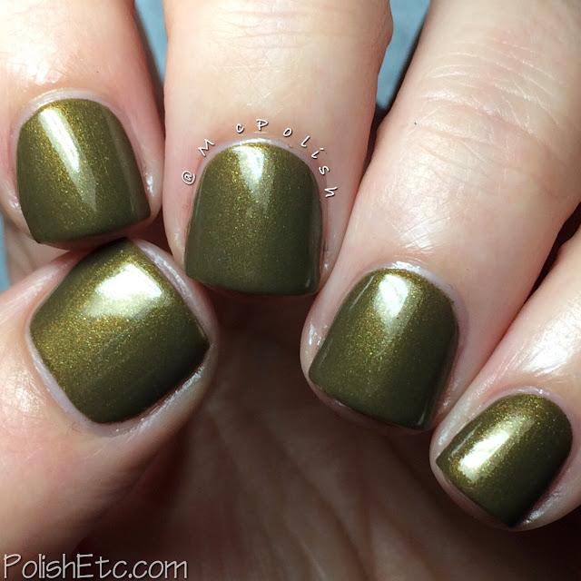 Lisa Nail Lacquer - Fall/Winter 2015 Collection - McPolish - Bye Felicia