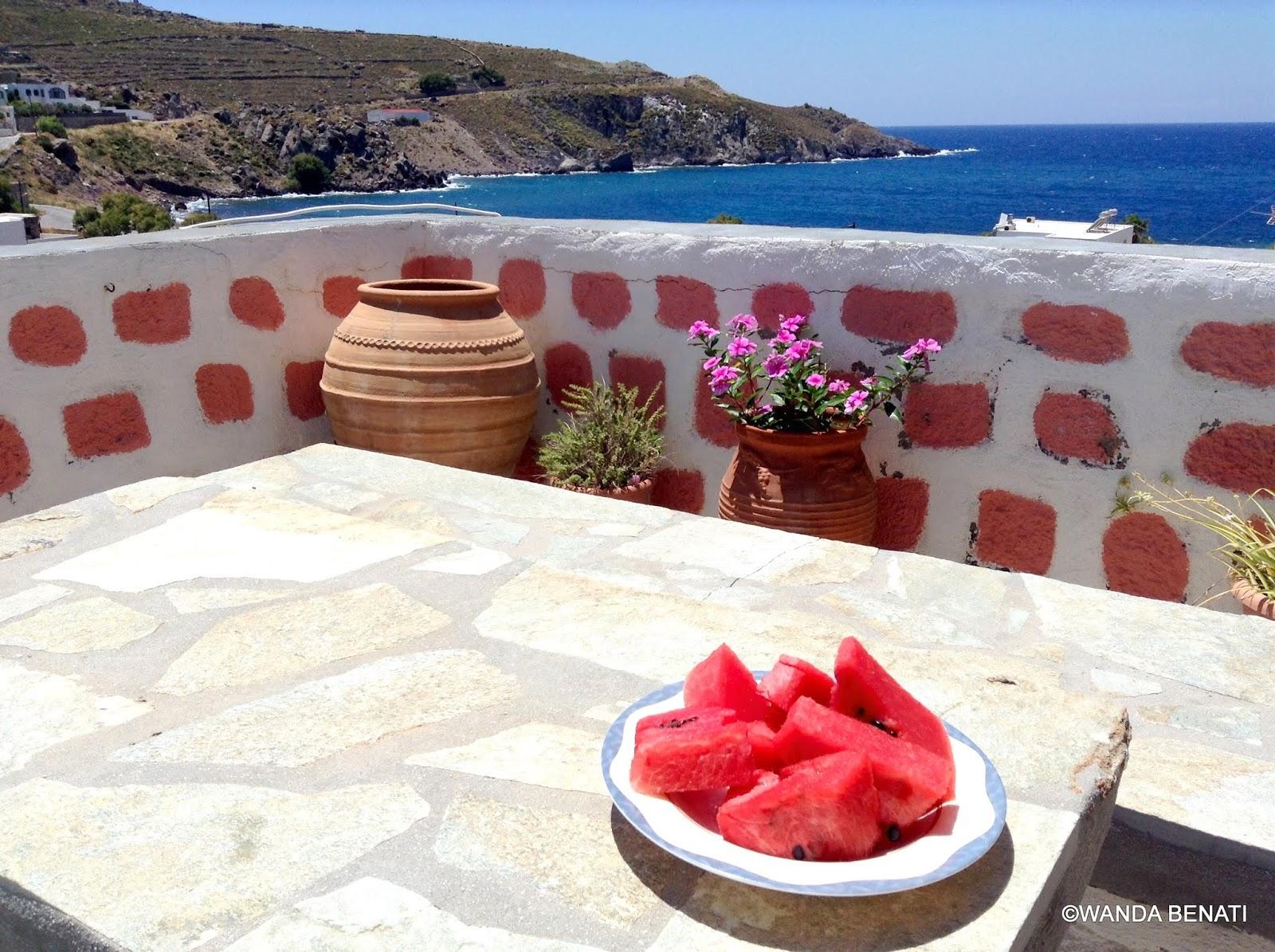 Dove dormire a Patmos - #1 A Skala • Viaggi, Luoghi e Profumi