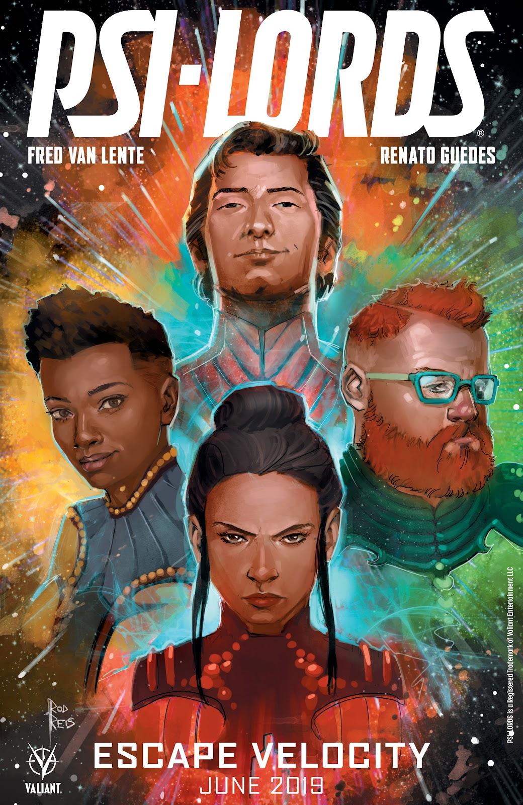 Read online X-O Manowar (2017) comic -  Issue #26 - 30