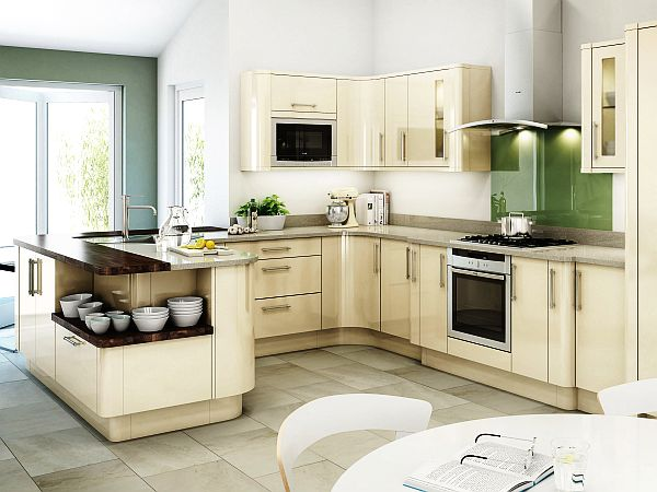 14 amazing white color kitchen design ideas  kitchen