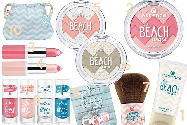 Preview: Essence The Beach House TE