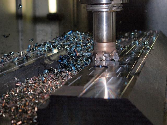 obróbka CNC, obróbka skrawaniem