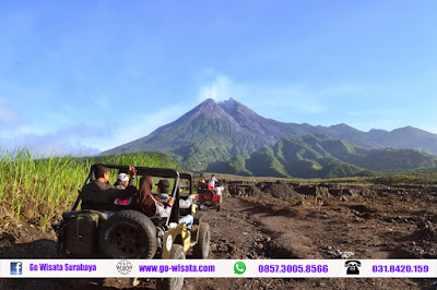 TOUR JOGJA MERAPI ADVENTURE