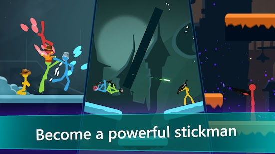 Stickfight 2: Infinity Apk Free on Android Game Download