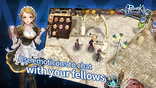 Download Game RPG Terbaru Ragnarok Spear Of Odin (Unreleased) APK