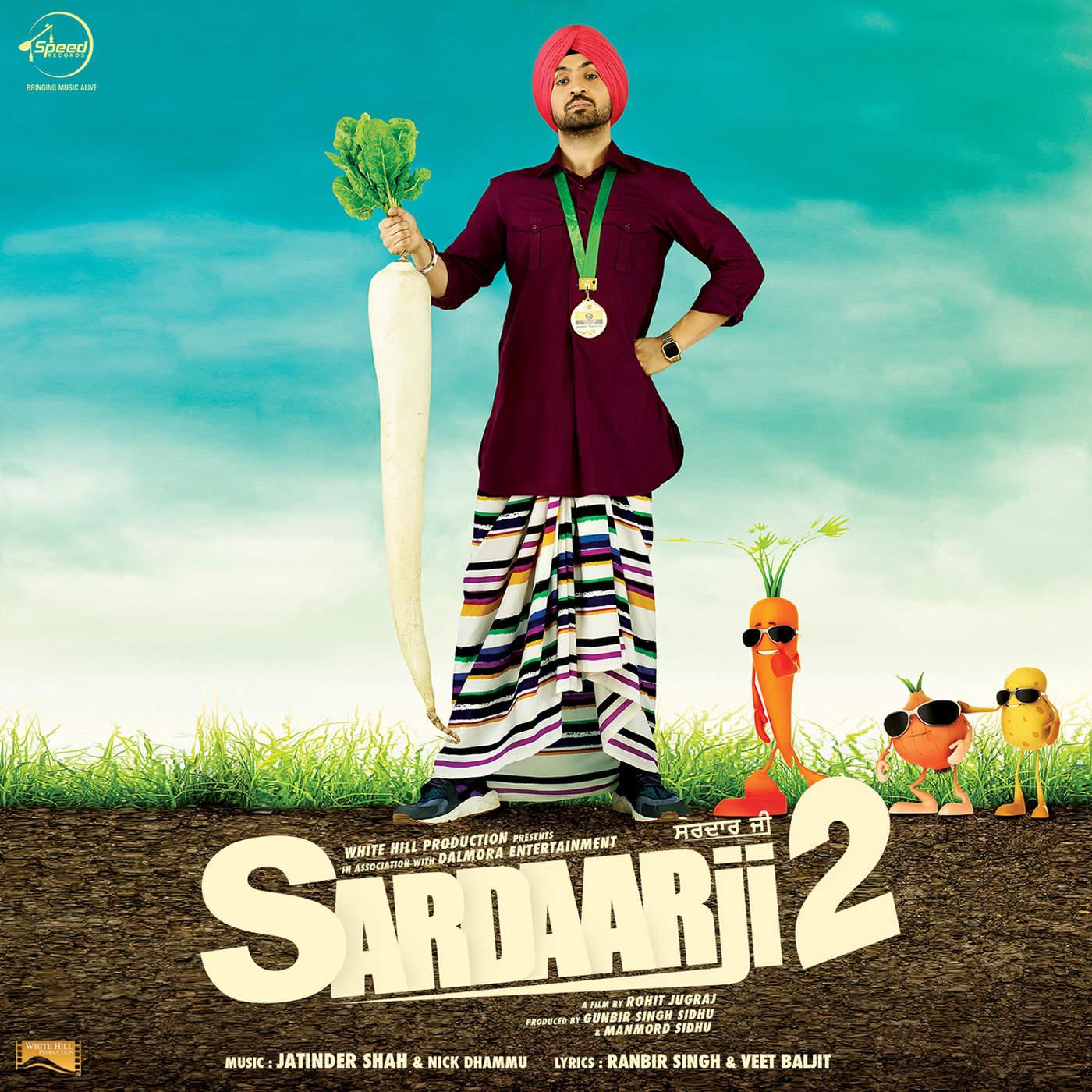Jatinder Shah - Sardaarji 2 (Original Motion Picture Soundtrack) - EP