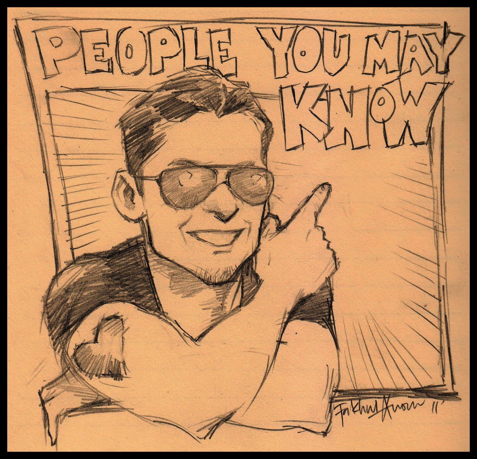 Tara Lak To Lagda Khari Di: IN THE MIND OF A COMIC ARTIST: OH EDIE!!! [FB: PEOPLE YOU