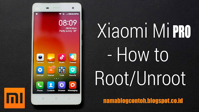 Cara mudah Root Xiaomi Redmi Pro tanpa PC