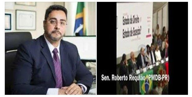 fact-checking : Será verdade que Erick Brêtas, juiz da Lava-jato, teria dito que o Brasil foi dividido em 5 quadrilhas