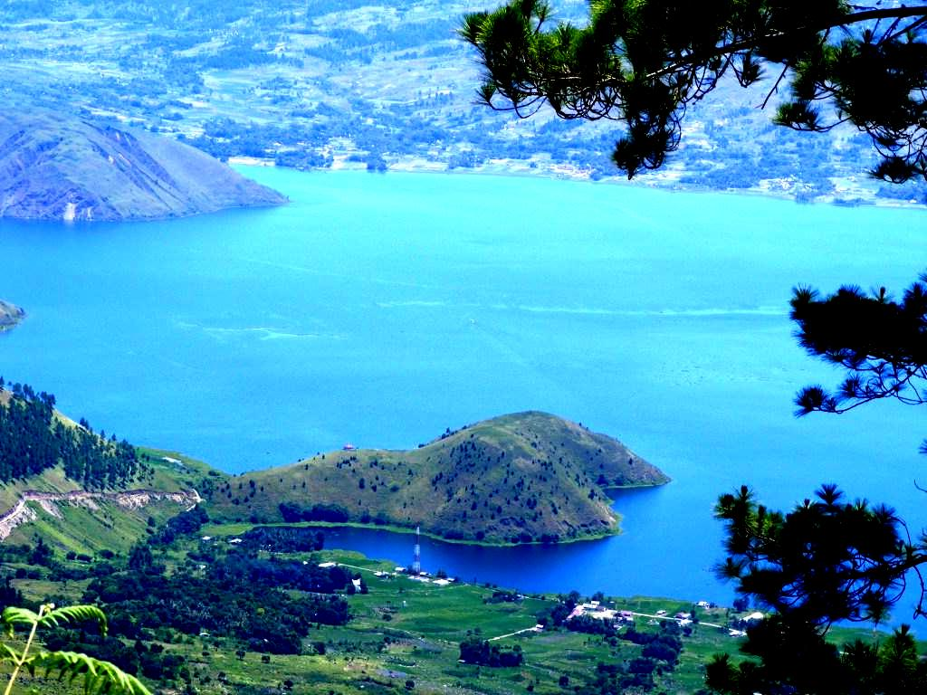 93+ Gambar Panorama Danau Toba HD