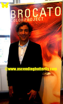 Sam Brocato at Beauty Press Spotlight Day at Midtown Loft and Terrace May 2013