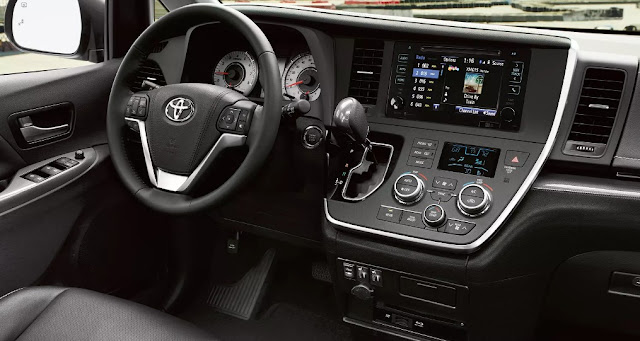 2017 Toyota Sienna Rumors and Price