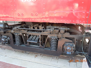 streetcar wheel assembly