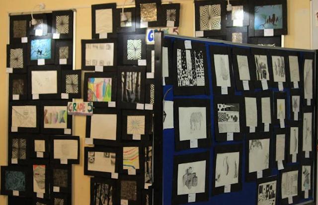 Annual Arts Festival organized by Canadian International School (CIS) Bangalore