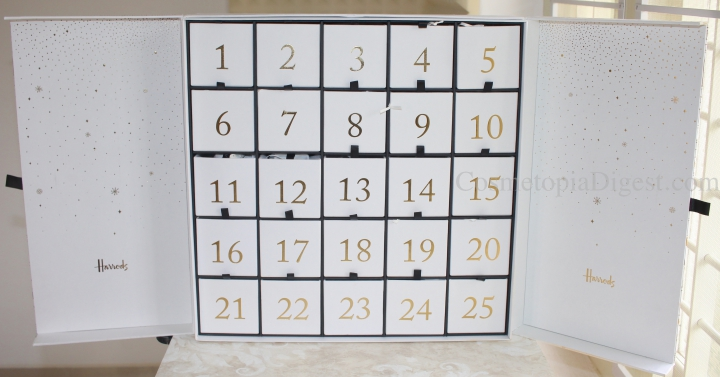Is The Harrods Beauty Advent Calendar 2017 Worth It? Unboxing, Review, Cost-Breakdown