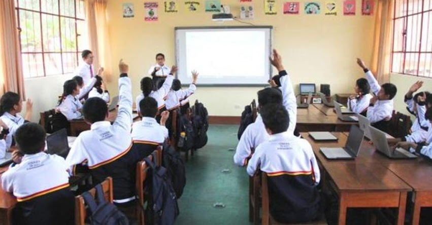 MINEDU: Sepa en qué colegios se aplica la norma sobre el reinicio de las clases escolares